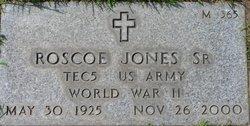 Roscoe Jones