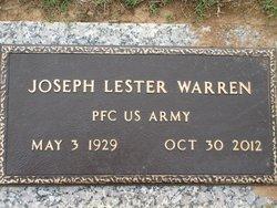 Joseph Lester Warren