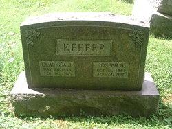 Joseph H Keefer