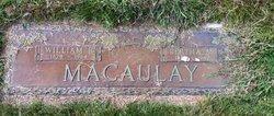 William E. Macaulay