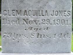 Clem Aquilla Jones