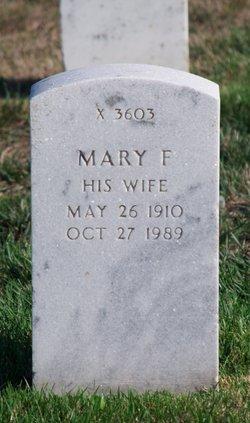 Mary F Agrusa