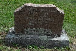 Susan A. <I>Sargent</I> Achilles