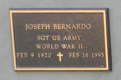 Joseph Bernardo