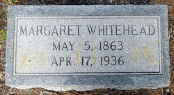 Margaret Whitehead