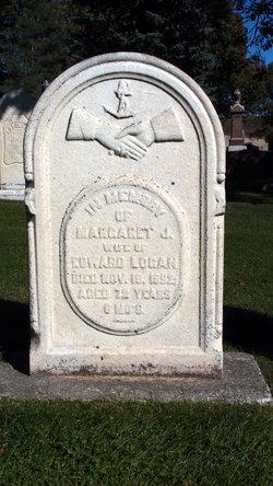 Margaret Jane <I>Bethwood</I> Logan