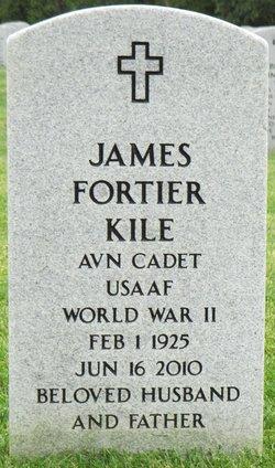 James Fortier Kile