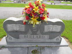 "Jacquelyn Kaye ""Jaci"" <I>Norman</I> Bullard"
