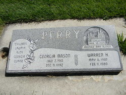Warren Horace Perry