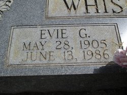 Evie Estelle <I>Grisham</I> Whisenant