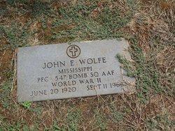 John E. Wolfe