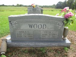 Fred Cecil Wood