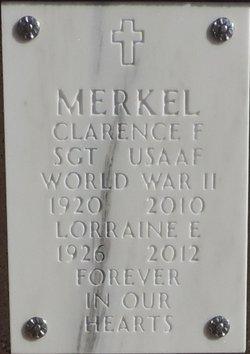 Lorraine Elise Merkel
