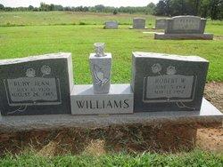 Ruby Jean <I>Warren</I> Williams