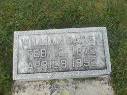 William Baron