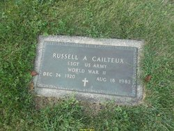 Russell A. Cailteux