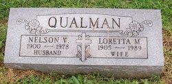 Loretta M <I>Reuss</I> Qualman