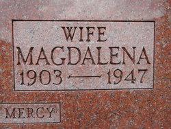 Nellie Magdalena <I>Parrott</I> Ott