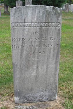 Roswell Moore, Jr
