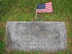 2LT Robert Maurice Mullen