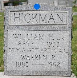 William Henry Hickman Jr.