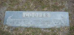 "Ada Mae ""Addie"" <I>Horn</I> Cooper"