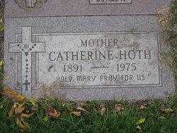 Catherine <I>Schmitt</I> Hoth