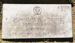Johnnie E Adkins