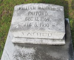 William Manning Pafford
