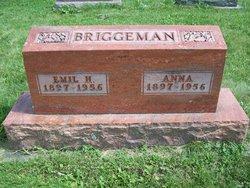 Anna <I>Luecke</I> Briggeman