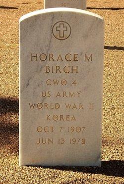 Horace M Birch