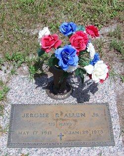 Jerome Ripley Allen