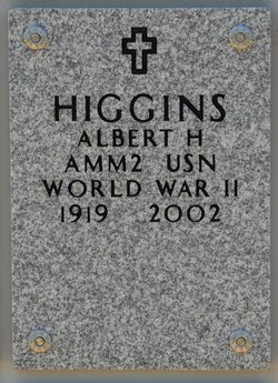 Albert H Higgins