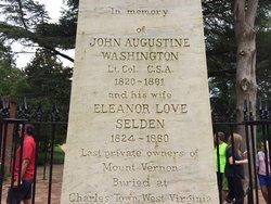 LTC John Augustine Washington