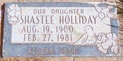 Shastee Holiday