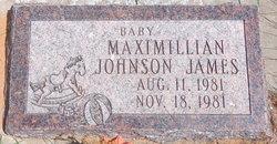 Maximillian Johnson James