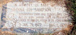 Shanna Lee Sampson