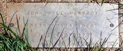 John Billy Maryboy