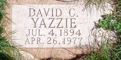 David C Yazzie
