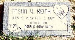 Taasha Virginia Keith