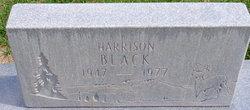 Harrison Black