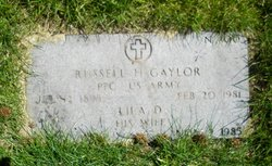Russell H Gaylor