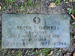 PFC Peter S. DiOrio
