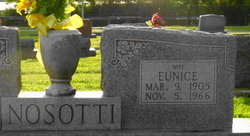 Eunice <I>Byrn</I> Nosotti