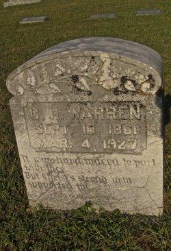 Charles Henry Warren