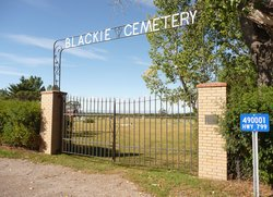 Blackie Cemetery
