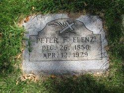 Peter F Elenz