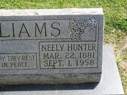 Neely Hunter Williams