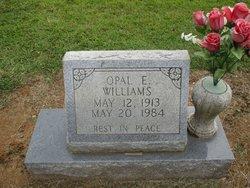 Opal E. Williams
