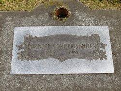 Bernice VonderSenden